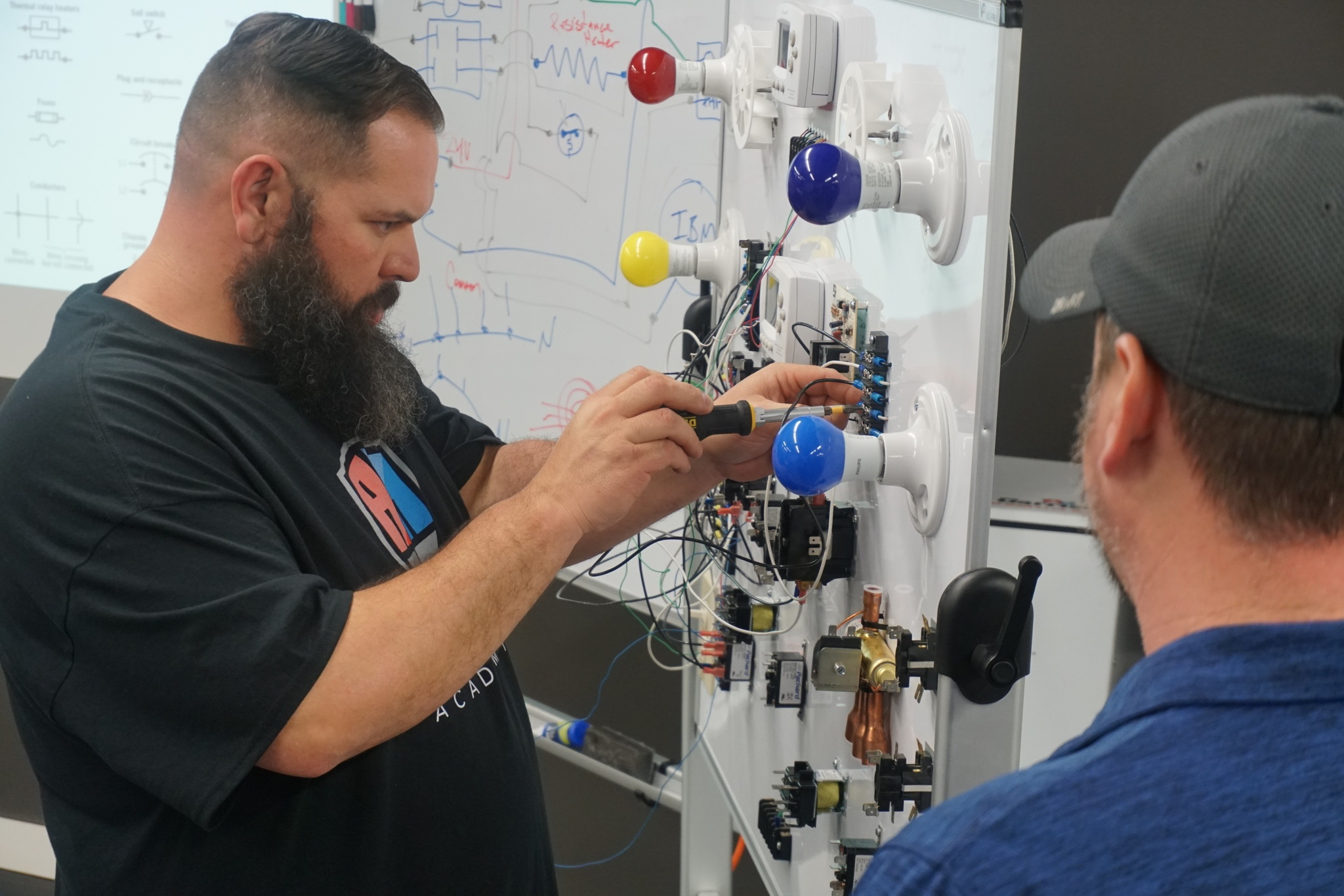 David Yeager | HVAC School