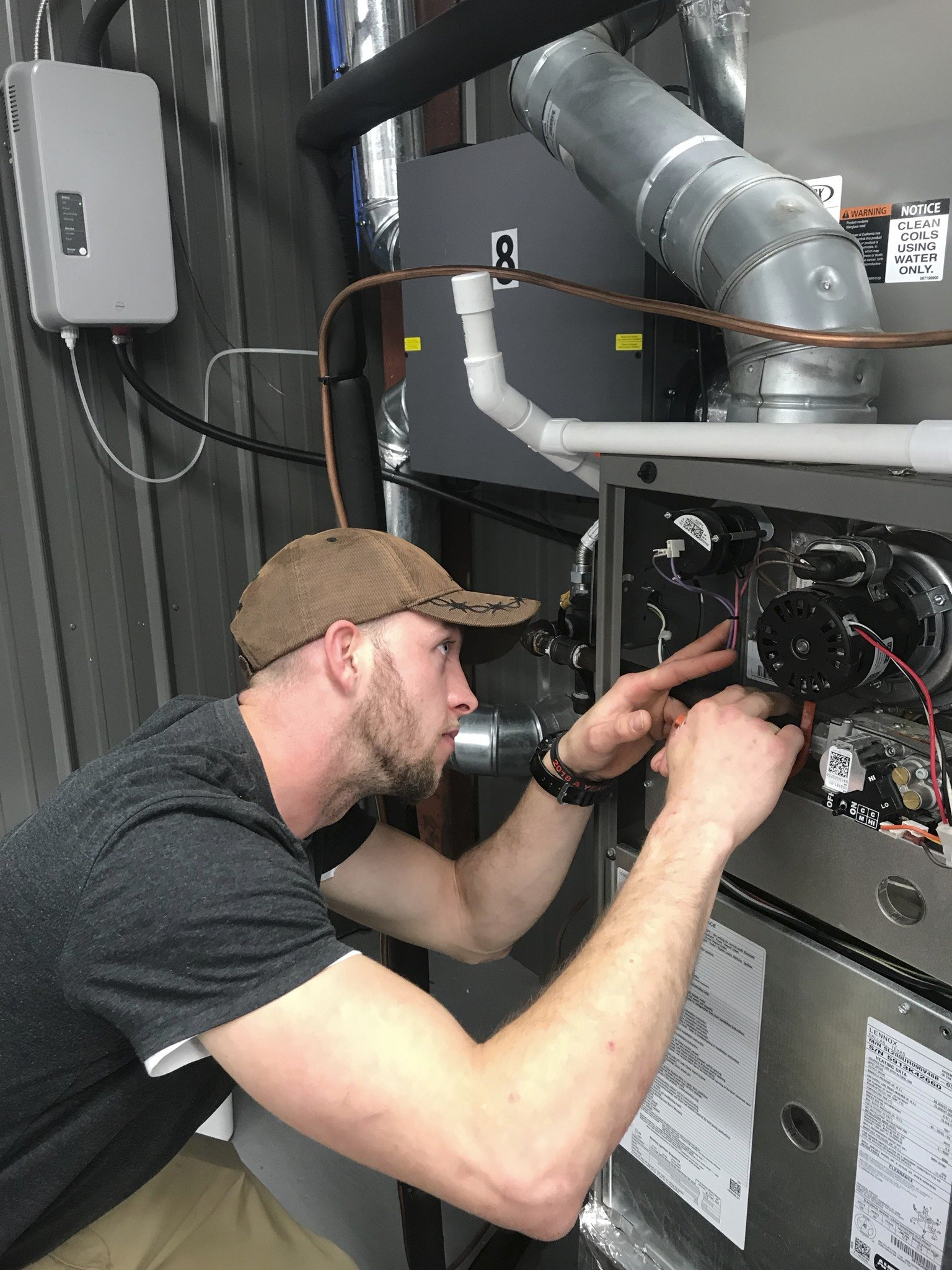HVAC Technician | Best Georgia HVAC School | AATA