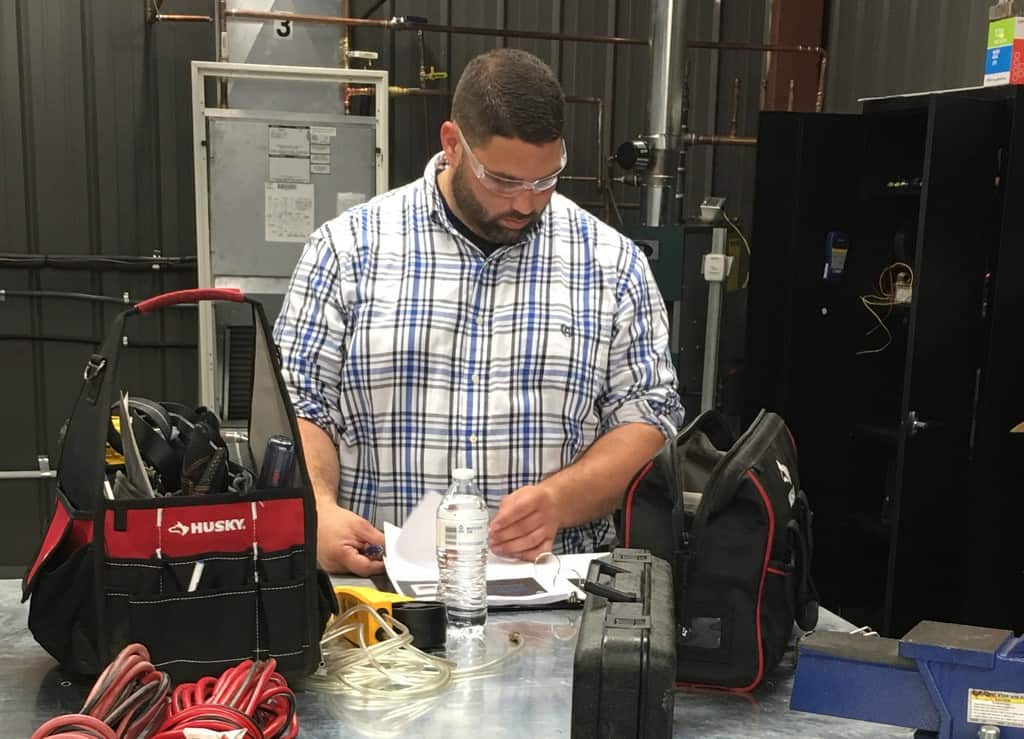 Learn HVAC Fabrication Techniques
