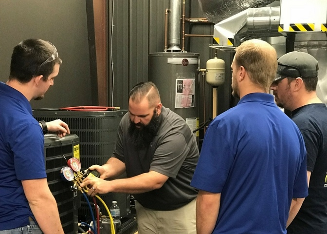 HVAC Basic Training Certification