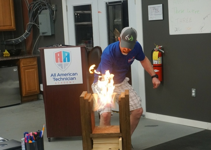Best Heating and Air Certification | Special Ops Program